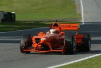 Jos Verstappen in de A1GP