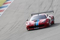 Van Glabeke-Jonkheere - Ferrari 458 GT3 Curbstone Corse