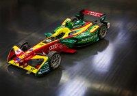 Formula E Team ABT Schaeffler Audi Sport - ABT Schaeffler FE02