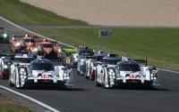 Start FIA WEC 6H Nürburgring