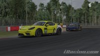 Trackvelocity Racing - Porsche 718 Cayman GT4 Clubsport MR