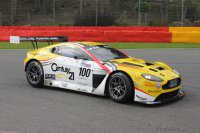 Brussels Racing Aston Martin Vantage V8