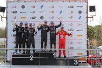 Podium Belcar Klasse 1: New Race Festival