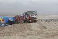 Dakar 2013 - Veka Truck MAN Versluis