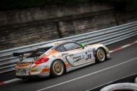 Jörg Viebahn/Peter Terting - Porsche Cayman PRO4 GT4