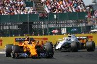 Stoffel Vandoorne - McLaren Renault