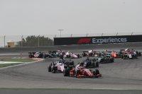 Start race 2 Bahrein