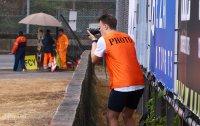 Amateurfotograaf in actie