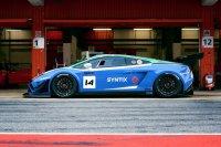 Thierry Verstraete – Lamborghini Gallardo GT3