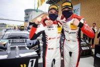 Dries Vanthoor & Charles Weerts