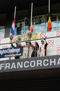 Racing Festival Spa: Podium IDIS Superlights Challenge