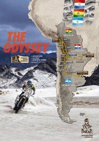 Dakar Route 2017