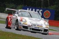 First Motorsport - Porsche 997 GT3 Cup