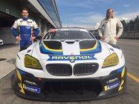 Šenkýř Motorsport - BMW M6 GT3