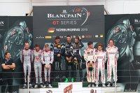 Podium BGTSEC Nürburgring 2016
