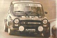 Autobianchi A112 - Body Corbiau, Rudy Frahm, Dirk Vermeersch