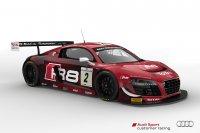 Audi R8 LMS ultra #2 - André Lotterer/Christopher Mies/Frank Stippler