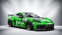 DTM Trophy - Phoenix Racing Porsche