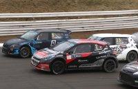 Ulrik Linnemann (Peugeot) en Krizsztian Szabo (Skoda)