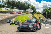 GT2 test op Spa-Francorchamps
