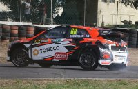 Niclas Grönholm - GRX Hyundai i20