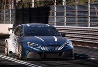 Cupra Leon E-Racer