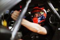 Robert Kubica in de BMW Motorsport-simulator