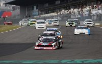 Start race 2 Tourenwagen Classics Nürburgring 2020