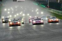 Start 2021 Mobil 1 Porsche Supercup Spa