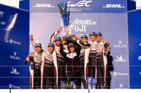 Toyota wint 6 Hours of Fuji