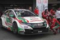 Rob Huff - Honda Civic WTCC