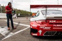 Teamchef Jan Gabriëls - Belgium Racing