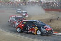 Davy Jeanney - Peugeot 208 SuperCar