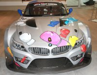 Marc VDS RAcing BMW Z4 GT3 'Pappy's'