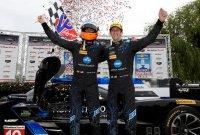 Ricky Taylor en Jordan Taylor - Wayne Taylor Racing