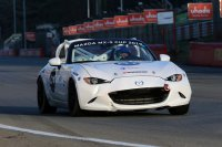 Mazda MX-5 Cup racer