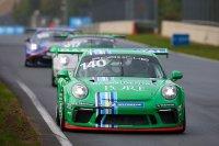 Huub van Eijndhoven - JW Raceservice - Porsche 911 GT3 Cup