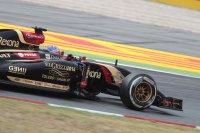 Romain Grosjean - Lotus-Renault