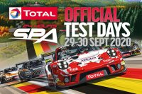 Official test days 24H Spa