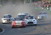 BK Rallycross 2012 - Start