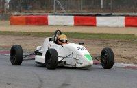 John Svensson - Reynard Formule Ford