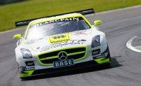 HTP Motorsport Mercedes SLS AMG