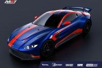 Martin Racing Team - Aston Martin Vantage GT4