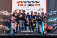 Podium Ford Fiesta Sprint Cup Assen - Race 2