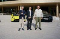 Markus Flasch, Giampaolo Dallara & Andrea Pontremoli