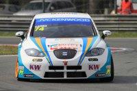 Pepe Oriola - Tuenti Racing SEAT Leon