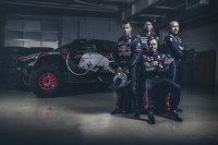 Dakar 2016 Team Peugeot Sport