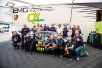 Jan Lauryssen - Am-kampioen Porsche Carrera Cup Benelux 2021