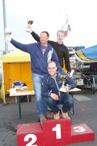 Kampioenen Belgian Historic Cup 2013