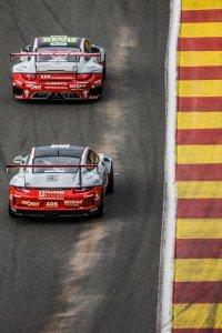 Belgium Racing - Porsche 997 GT3-R & Porsche 991 Supercup